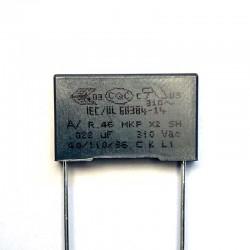 0.022 uF X2 kondensator
